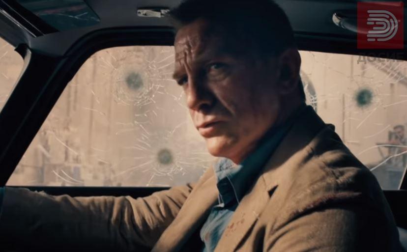 """ВИДЕО: Излезе трејлерот за новиот """"Џејмс Бонд"""", последен за Даниел Крејг"""