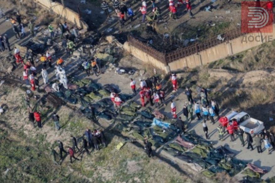 Иран призна дека го соборил украинскиот патнички авион