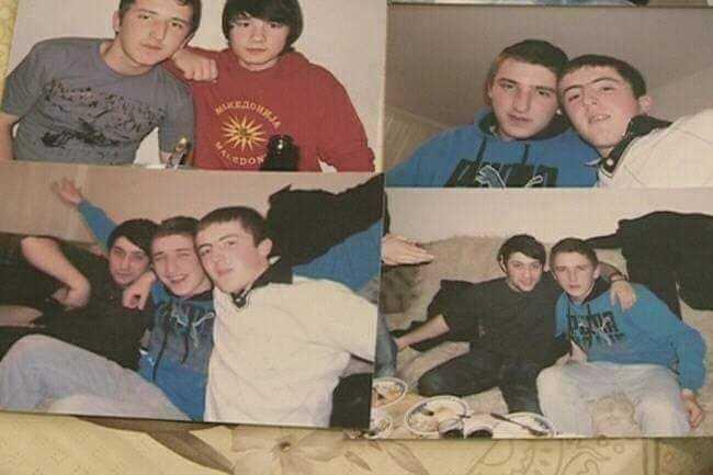 Последниот разговор на момчињата од Смилковско со другарите : Еве се пакуваме доста рипче фативме , тргаме за кратко…