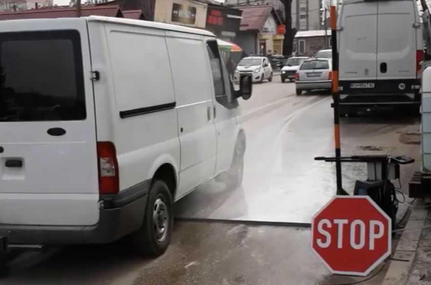 Украден еден од уредите за дезинкфеција на возила во Куманово