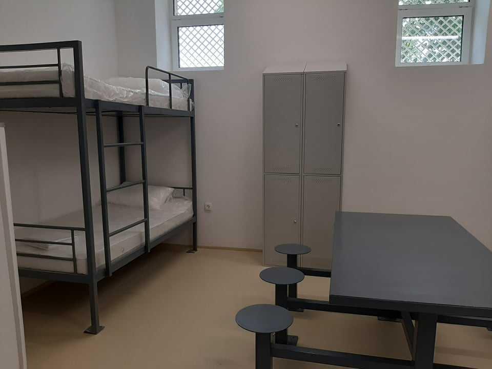 ФОТО: Затворот во Битола комплетно реновиран, КПУ Идризово доби судница