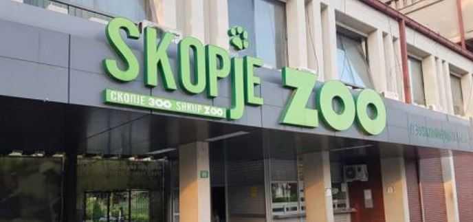 Отворена скопската зоолошка градина, задолжителни маски и дистанца од 1,5 метри