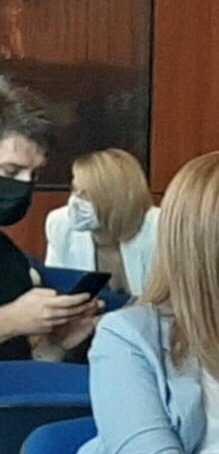 Ана Камчева лично ги слушна казните за Рекет