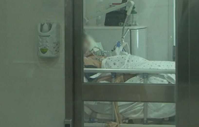 Мајка ми се обидела да добие помош, да добие кислород за да дише, не успеа почина!