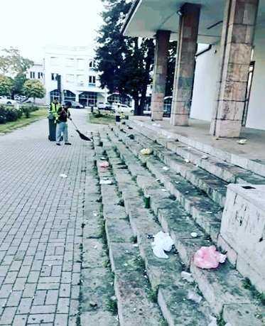 Охрид повторно преплавено со ѓубре
