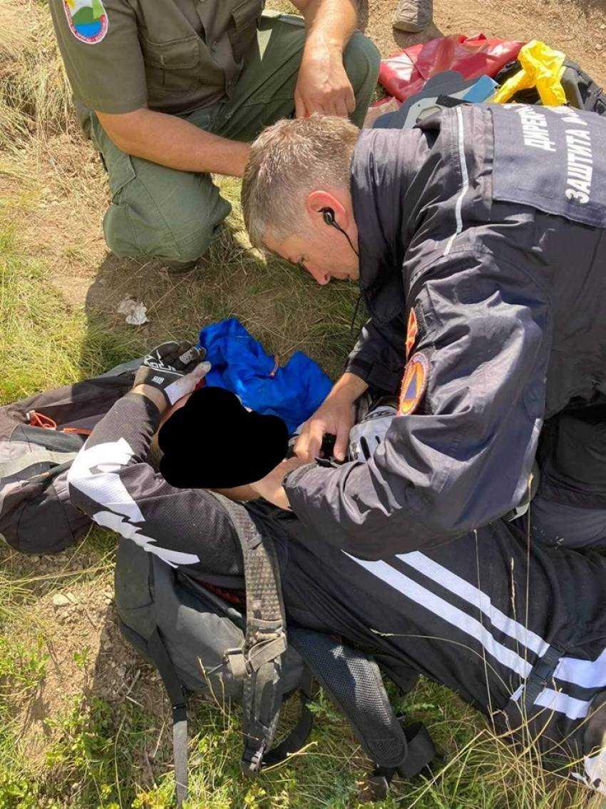 25 годишно момче во безсознание извлечено од НП Пелистер од Тимот за спасување на планина при ДСЗ