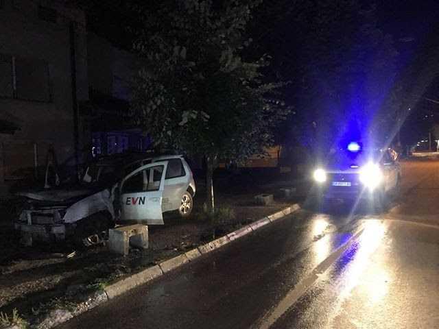 Уапсен тетовецот кој ги запали возилата на ЕВН