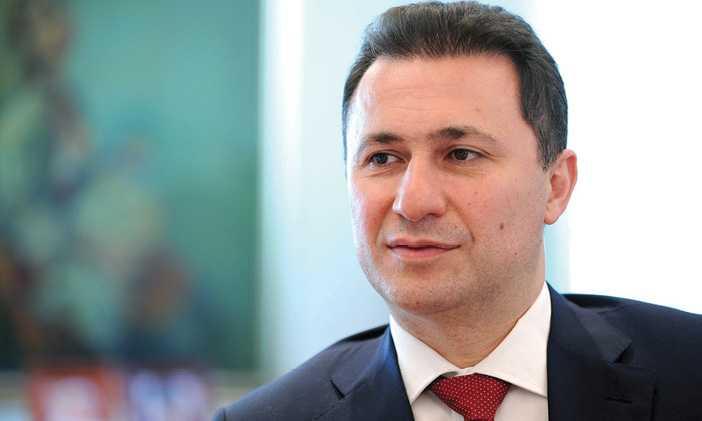 Ново барање за екстрадиција на Никола Груевски