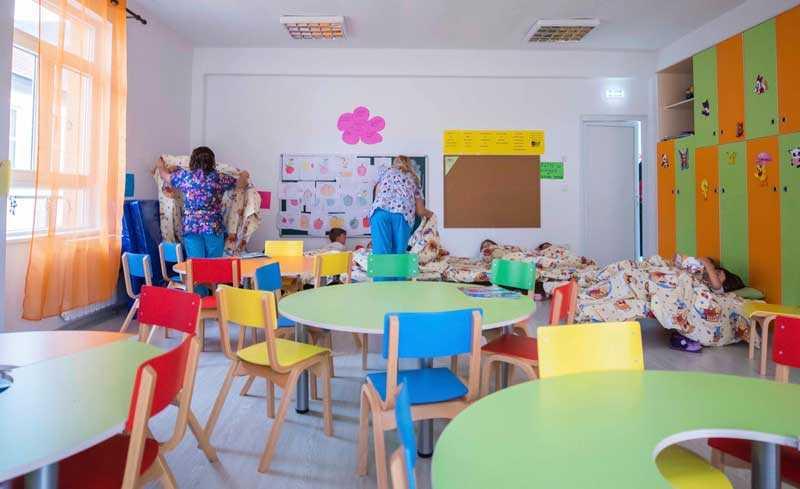 Втор случај на дете во градинка заразено со Ковид 19