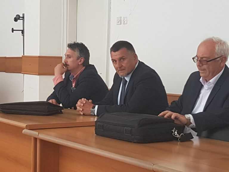 Екс началник на УБК осуден на 6 години затвор за проневера на пари