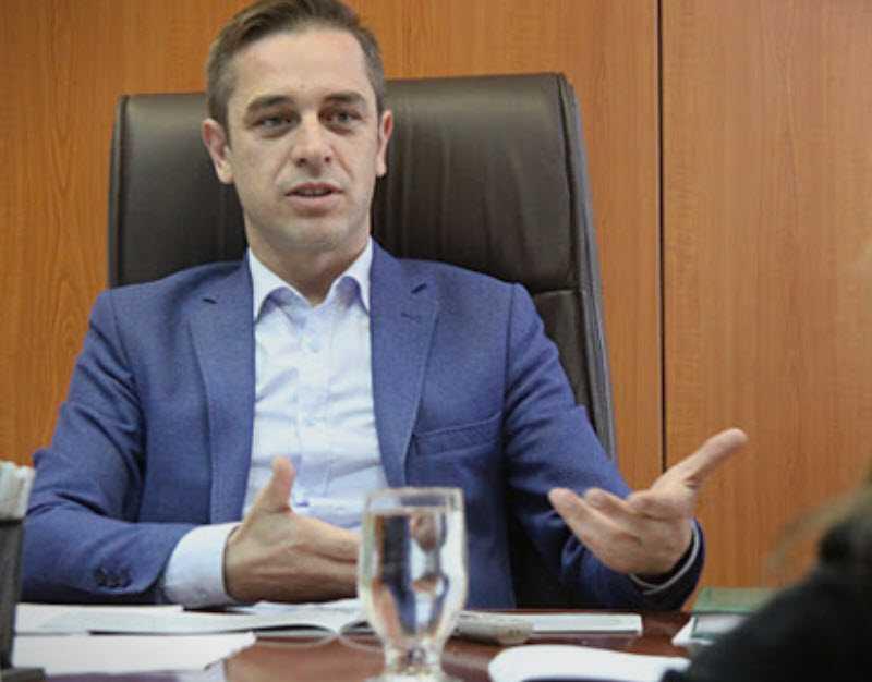Борче Хаџиев е избран за директор на Бирото за јавни набавки