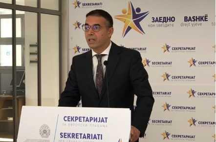 Димитров: Нека нема преговори ако македонскиот јазик е во прашање