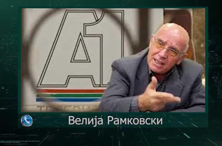 Рамковски ќе бара повторно судење за затварањето на А1 Телевизија