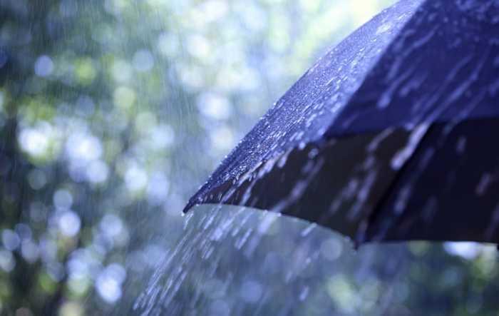 Облачно време со слаби врнежи од дожд, на планините и снег