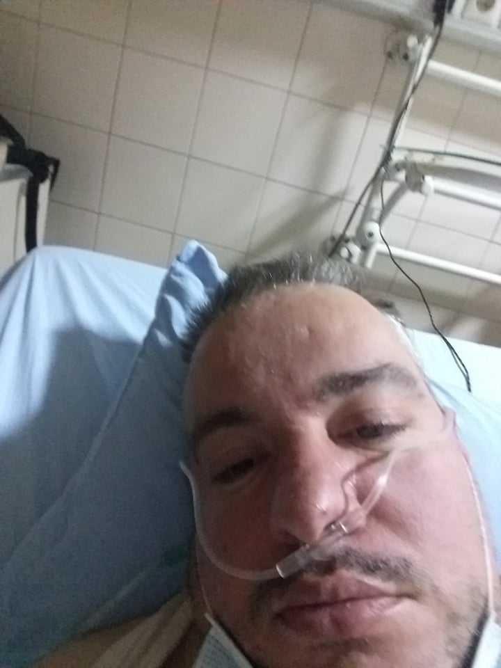 Почина Југослав кој вчера очајно бараше помош за лекување од Ковид-19
