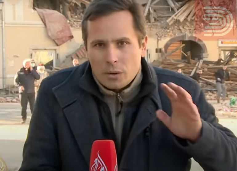 Видео: Земјотрес во Хрватска во живо