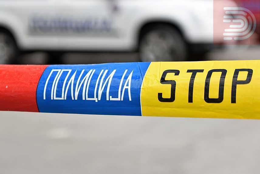 Експлозија во Скопје оштети стакла на неколку дуќани