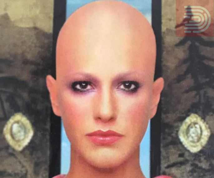 фото – Тијана Дапчевиќ од револт се ишиша ќелава