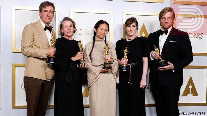 Nomadland – Оскар за најдобар филм