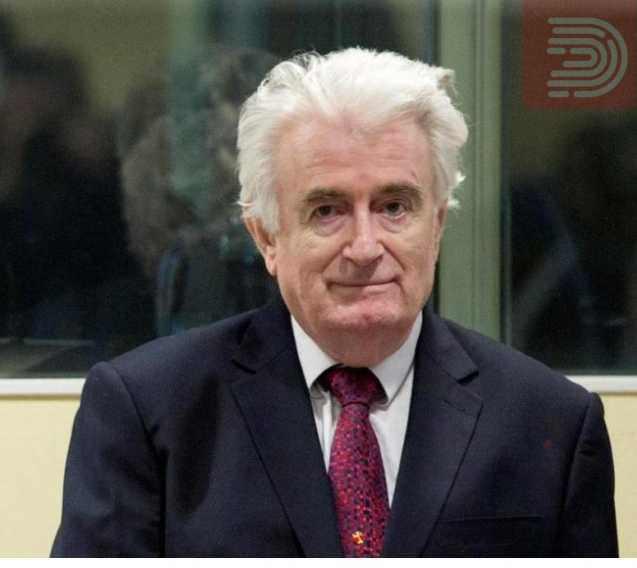 """Караџиќ префрлен во затвор на островот Вајт: Таму биле чувани сериски убици и јоркширскиот """"Џек трбосек"""""""