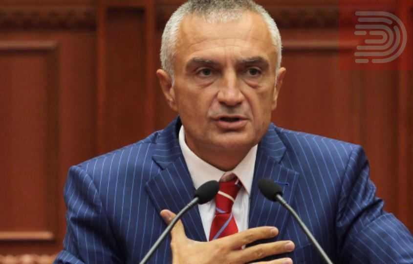 Изгласана недоверба на албанскиот претседател Илир Мета